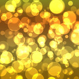 Абстрактная золотая предпосылка Стоковое Фото
