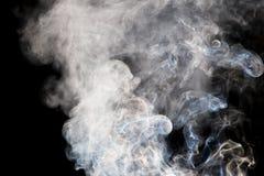 абстрактная диаграмма дым Стоковая Фотография RF