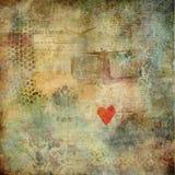 абстрактная измененная предпосылка искусства 2 Стоковая Фотография