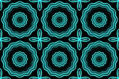 Абстрактная иллюстрация на предпосылке Стоковое фото RF