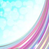 абстрактная иллюстрация предпосылки Стоковое Изображение RF