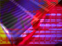 абстрактная иллюстрация предпосылки Стоковые Фотографии RF