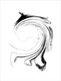 абстрактная иллюстрация руки чертежа Стоковая Фотография