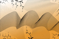 Абстрактная иллюстрация Стоковая Фотография RF
