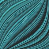 Абстрактная динамическая голубая предпосылка Стоковое фото RF