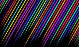Абстрактная линия предпосылка Стоковое фото RF