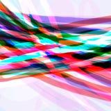 абстрактная линия Стоковые Фотографии RF