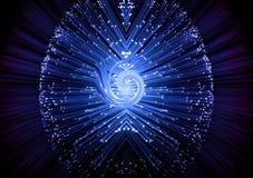 абстрактная информационная технология Стоковые Фотографии RF