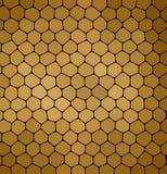 Абстрактная иллюстрация каменной стены, бежа и коричневого цвета иллюстрация вектора