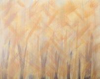 абстрактная иллюстрация осени Стоковое Фото