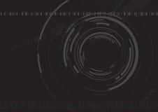 абстрактная камера иллюстрация штока