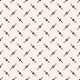 абстрактная картина безшовная Регулярн повторяя группы в составе круги Раскосное расположение иллюстрация штока