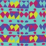 абстрактная картина безшовная Стоковое Изображение RF