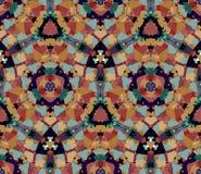 абстрактная картина безшовная Стоковое Фото