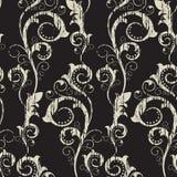 абстрактная картина ветвей безшовная Стоковое Изображение RF