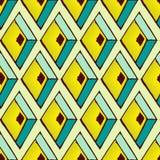 Абстрактная картина в африканском стиле геометрическо бесплатная иллюстрация