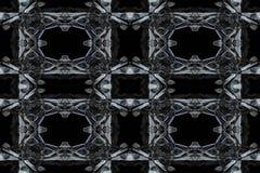 Абстрактная картина искусства дыма Стоковое фото RF