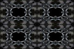 Абстрактная картина искусства дыма Стоковое Изображение