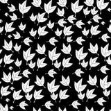 абстрактная картина листьев осени иллюстрация штока