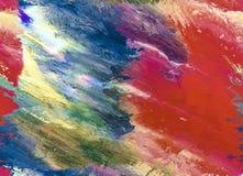 абстрактная картина маслом предпосылки стоковые изображения
