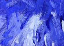 абстрактная картина маслом предпосылки Стоковая Фотография RF