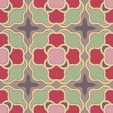 Абстрактная картина мозаики Стоковое фото RF