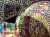 абстрактная картина предпосылки Стоковое фото RF