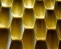 Абстрактная картина древесины cnc Стоковая Фотография RF