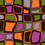 абстрактная картина ретро Стоковые Фото