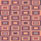 Абстрактная картина с прямоугольниками Стоковое фото RF
