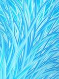 Абстрактная картина травы сини бирюзы белая Стоковые Изображения RF