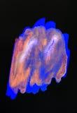 Абстрактная картина цвета акварели Стоковые Изображения