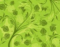 абстрактная картина цветка Стоковое Фото