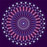 Абстрактная картина циркуляра вектора Стоковые Изображения RF