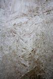 Абстрактная картина льда на удаленном пляже Аляски стоковая фотография rf