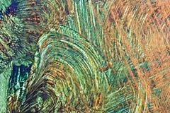 абстрактная картина Стоковые Изображения