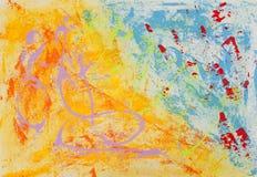 абстрактная картина иллюстрация штока