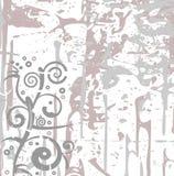 абстрактная картина grunge Стоковая Фотография