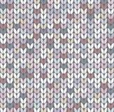 Абстрактная картина knit Стоковое Изображение RF