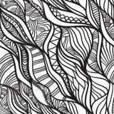 Абстрактная картина vawes Стоковые Изображения RF