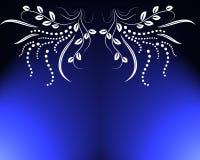абстрактная карточка предпосылки Стоковое Фото