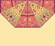 абстрактная карточка Стоковые Изображения