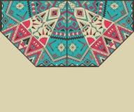 абстрактная карточка Стоковое Фото