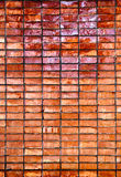 абстрактная кирпичная стена предпосылки Стоковые Изображения