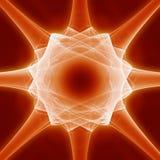 абстрактная клетка Стоковые Фото