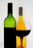 Абстрактная конструкция предпосылки вина Стоковое Фото