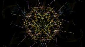 абстрактная конструкция предпосылки шикарная Стоковые Изображения RF