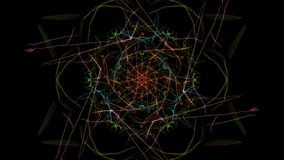абстрактная конструкция предпосылки Стоковая Фотография