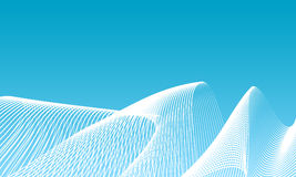 абстрактная конструкция предпосылки бесплатная иллюстрация