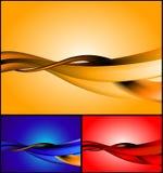 абстрактная конструкция удачливейшая Стоковые Изображения RF